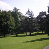 the Arboretum, Ноттингем