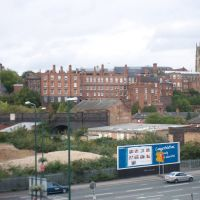 City view, Ноттингем