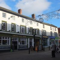 The George Eliot Hotel, Nuneaton., Нунитон
