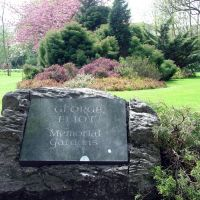 George Eliot memorial gardens., Нунитон
