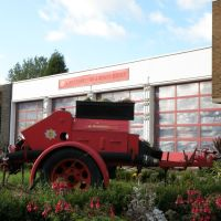 Warwickshire Fire Station, Нунитон