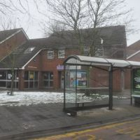 Nuneaton : A444 Coton Road Bus Stop, Нунитон