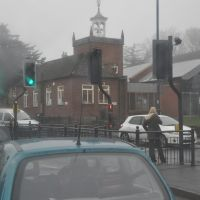 Nuneaton : Vicarage Street Traffic Lights, Нунитон