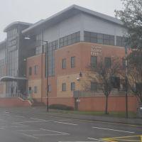 Nuneaton : Warwickshire Justice Centre, Нунитон