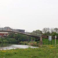 Riverside walk along the Trent, Ньюарк