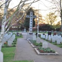 Polish War Graves,Newark-on-Trent,England, Ньюарк