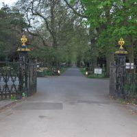 Gate Polish War Graves,Newark-on-Trent,England, Ньюарк