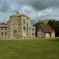 Carisbrooke Castle, Isle of Wight, Ньюпорт