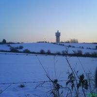 gawthorpe water tower feb 2009, Оссетт