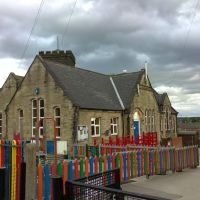 south ossett nursery school, may 2010., Оссетт