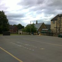 south ossett infants school, may 2010., Оссетт
