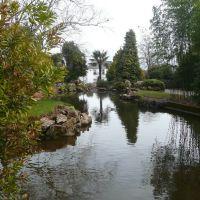 Oldway Gardens, Пайнтон