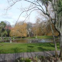 Victoria Park, Пайнтон