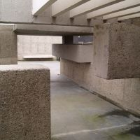 Pasmore Apollo Pavilion, Interior, Peterlee,, Петерли