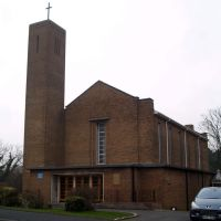 Peter Lee Memorial Methodist Church, Peterlee, Петерли