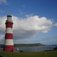 lighthouse-Plymouth, Плимут