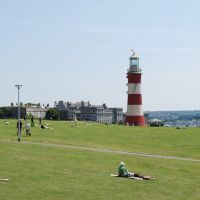 The Hoe,Plymouth, Плимут