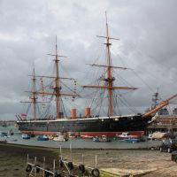 HMS Warrior, Портсмут