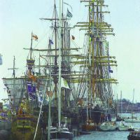 Tall ships - Festival of the Sea - Aug 1998, Портсмут