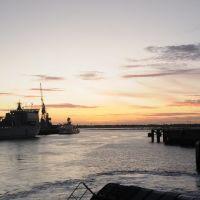 Portsmouth Naval Dockyards, England, Портсмут