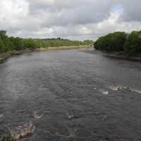River Ribble, Престон