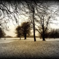 A COLD DAY IN PRESTON - by Paul B ., Престон