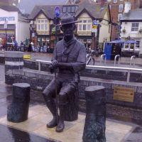 Baden-Powell Statue, Пул