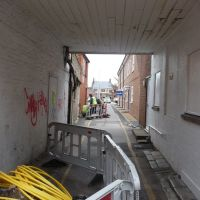 Poole - High Street Alley, Пул