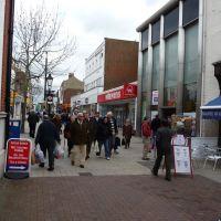 Poole - High Street, Пул