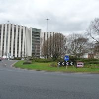 Poole - The George Roundabout, Пул