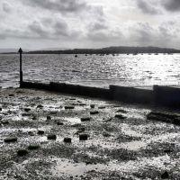 into the sun - harbour groyne, Пул