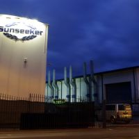 Sunseeker goods entrance, Пул