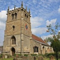 St. Lawrence church ~ Bardney ~ Lincolnshire, Рагби