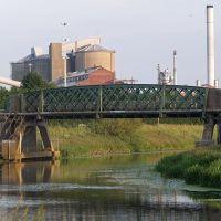 Bardney B1190 Road Bridge, Рагби