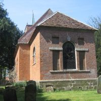Gautby Church, Lincolnshire, Рагби