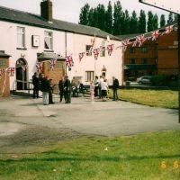 British Legion., Радклифф