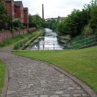 Manchester Bolton & Bury Canal, Радклифф