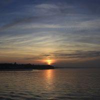 Naplemente (Sunset), Райд
