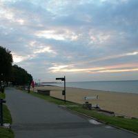 beach walk in ryde, Райд