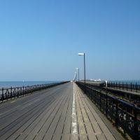 Ryde Pier. Vanishing point., Райд