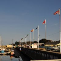 Ryde : Ryde Harbour Flags, Райд