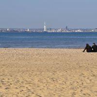 Ryde : Sandy Beach & Solent Scenery, Райд