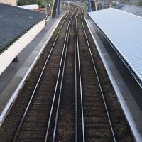 Ryde : Ryde St Johns Road Railway Station, Райд