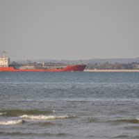 Ryde : The Solent & Geogas Ship, Райд