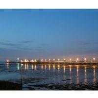 Ryde pier at night, Райд