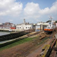Slipways 1, 2 & 3, Ramsgate, Рамсгейт