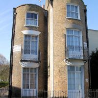 Liverpool Villa & Liverpool House, Liverpool Lawn, Ramsgate, Рамсгейт