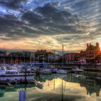 UK, Ramsgate, Yacht Marina, Рамсгейт