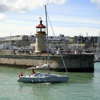 Ramsgate, Western Harbour Arm and Lighthouse, Рамсгейт