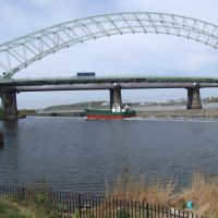 manchester ship canal ., Ранкорн